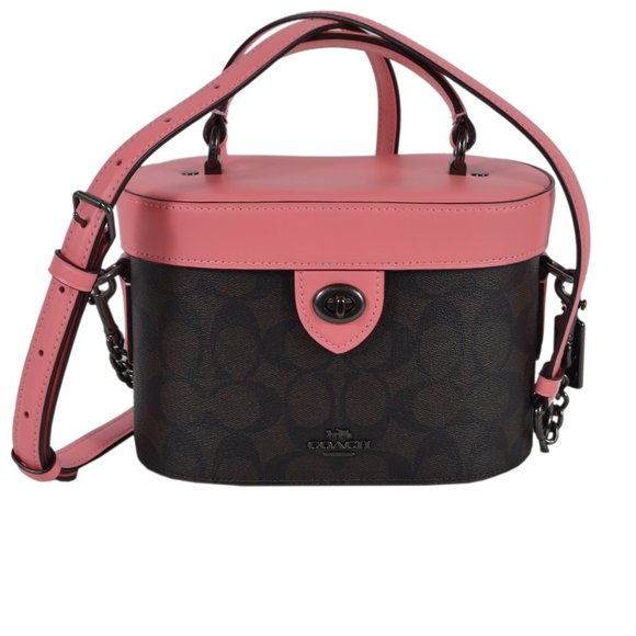 Coach Handbags - NWT Coach Signature Kay Crossbody Purse Bag